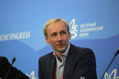 Alexander Borodich, CEO of Universa. (PRNewsfoto/Universa.io)