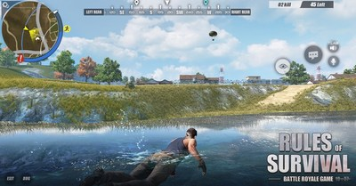 Rules Of Survival Released To Global App Store For Battle