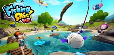 Fishing Star VR main visual