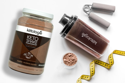 Break-out nutrition company Ketologie is on a mission to make the ketogenic way of eating easier and more affordable for busy people on-the-go.
