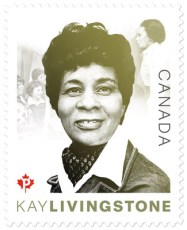Ms. Kathleen (Kay) Livingstone (CNW Group/Canada Post)