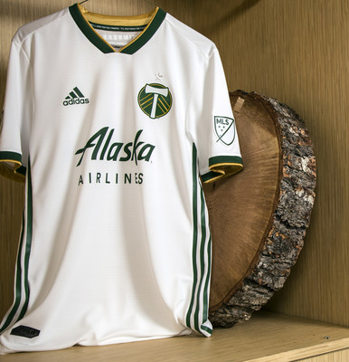 Today Alaska Airlines and the Portland Timbers announce the renewal of jersey sponsorship