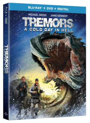 Universal Pictures Home Entertainment: Tremors: A Cold Day in Hell