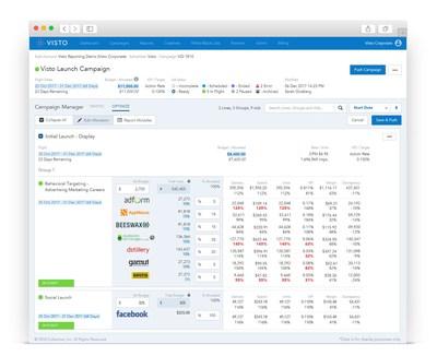 Visto Simplifies Cross-Platform Programmatic Ad Campaigns with New Optimization Tool
