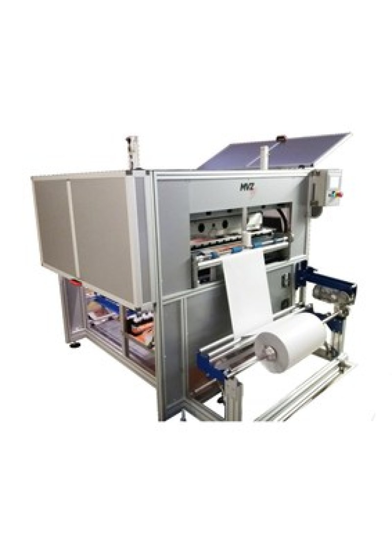 The Rigoli MVZ Flexible Packaging Printer