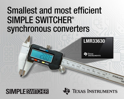 Highly integrated, wide-Vin SIMPLE SWITCHER® DC/DC buck regulators simplify the design of industrial power supplies