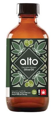 alto Cannabis-Infused Olive Oil (CNW Group/Gabriella's Kitchen)