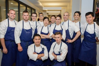 Young Chef Competition Candidates 2016; Photo Courtesey Of Ken Goodman Photography