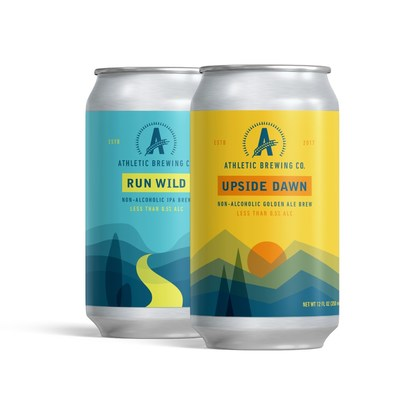 Athletic Brewing Company Launches State-Wide in Connecticut