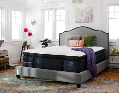 tempur sealy introduces all new stearns foster line at las vegas market