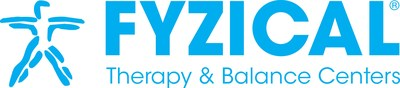 FYZICAL Therapy & Balance Centers Logo (PRNewsfoto/FYZICAL Therapy & Balance Center)
