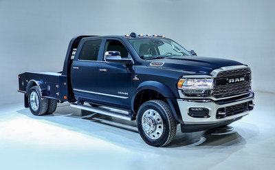 https www prnewswire com news releases 2019 ram chassis cab brings the highest capability advanced technology and comfort to commercial work truck segment 300791564 html