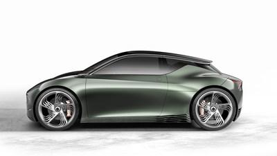 Genesis Mint Concept.