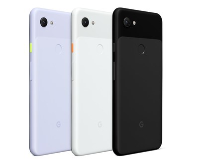 "C Spire has begun selling the new Google Pixel 3a and Pixel 3a XL smartphones on its ""Customer Inspired"" 4G LTE network.  The advanced phones, priced well below similar models from competitors and expected to disrupt the U.S. smartphone market, are available online at wwww.cspire.com today and in retail stores Thursday. - photo courtesy of Google"