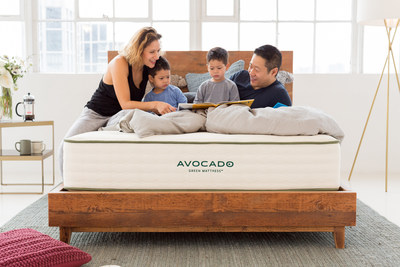 avocado green mattress honors memorial day with savings on eco conscious mattresses pillows bed frames