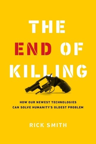Rick Smith launches his first book, The End of Killing