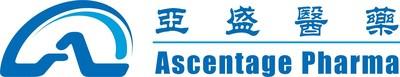 Ascentage Pharma Logo (PRNewsfoto/Ascentage Pharma)