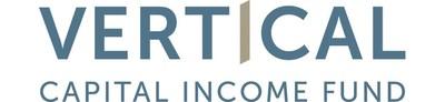 Vertical Capital Income Fund Logo (PRNewsfoto/Vertical Capital Income Fund)