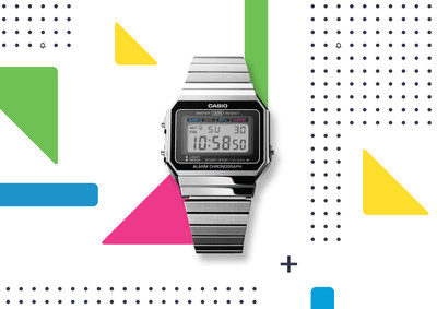 Casio's Latest Vintage Timepieces Add Style and Class to Any Wardrobe