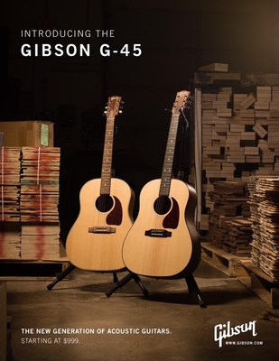 Gibson G-45 www.gibson.com/guitars/acoustic