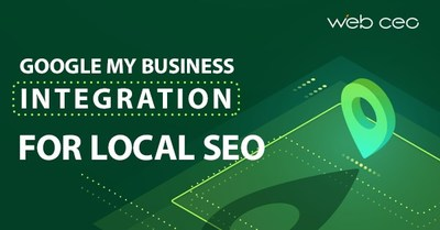 WebCEO is now integrated with Google My Business