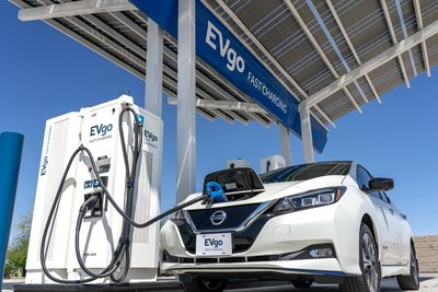 Nissan and EVgo expand charging network with 200 new fast-charging locations