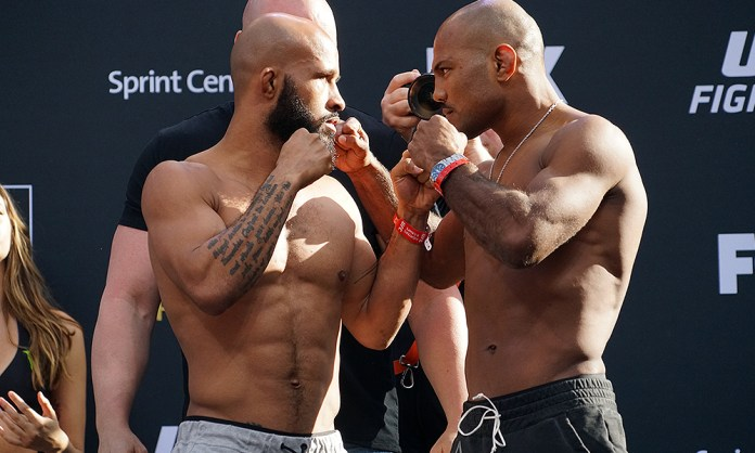 demetrious johnson wilson reis ufc on fox 24