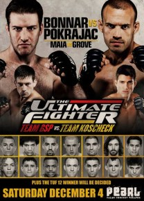 TUF 12 Finale Poster
