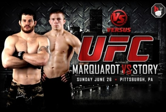 Poster do UFC On Versus 4