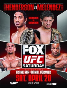 Pôster do UFC On FOX 7