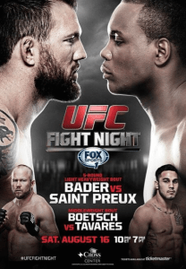 UFC-Fight-Night-47-Bader-St-Preux-poster