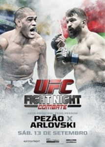 UFC-Fight-Night-51-Pezao-Arlovski-poster
