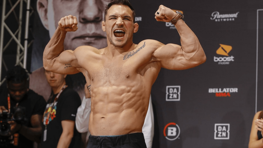 Michael Chandler open to 'biggest fan favorite fight' against Justin Gaethje, responds to Eddie Alvarez's comments. Video