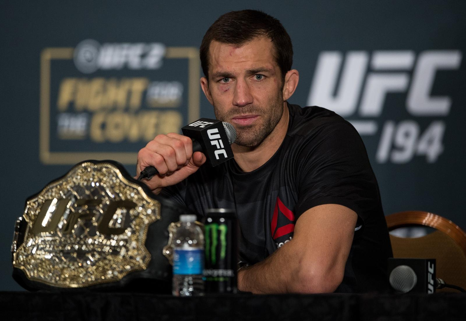 Luke Rockhold: Give Me Someone Exciting For Comeback Fight or 'F--- Off and Let Me Go