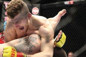 Jesse Arnett, MMA