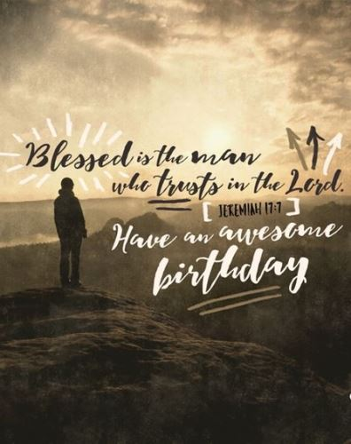 Religious Birthday Wishes For My Husband