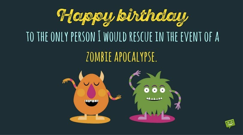 Funniest Birthday Wishes For A Friend