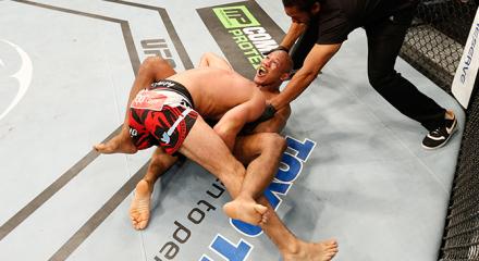UFC Fight Night: Jacare v Mousasi