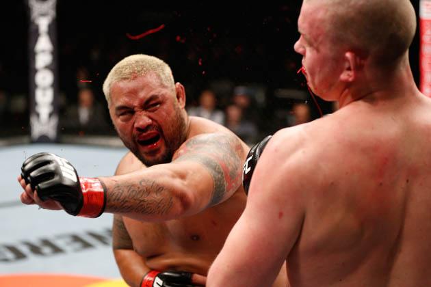 UFC on FUEL TV: Struve v Hunt