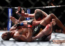 Chael Sonnen vs Anderson Silva