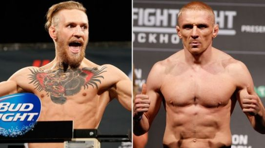 Conor-McGregor-and-Dennis-Siver