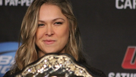 Ronda-Rousey