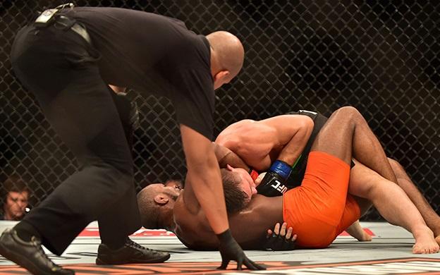 MMA: UFC Fight Night-Silva vs Dober