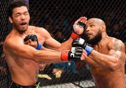 yoel romero machida