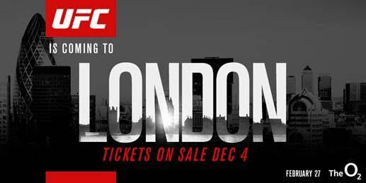 ufc london 2015