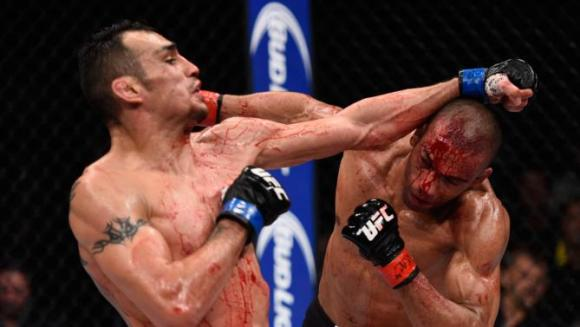 The Ultimate Fighter Finale: Barboza v Ferguson