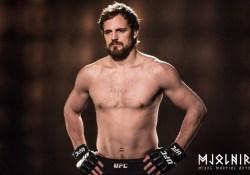 Gunnar Nelson UFC London 2017