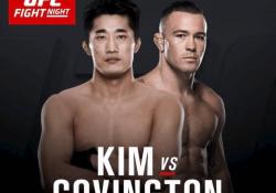 Dong Hyun Kim Colby Covington