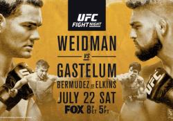 UFC-on-FOX-25-Poster-Weidman-vs-Gastelum