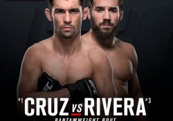 ufc 219 Cruz vs. Rivera